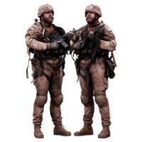Cleaned 3D scan Robert Watson Army AČR Paratrooper Standing