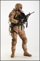 Photos Robert Watson Army Czech Paratrooper Poses