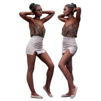 Cleaned 3D scan Adelle Sabelle Casual Standing