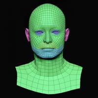 Vitalij Ferguson Subdivs 3D Model
