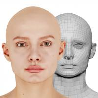 Lucy Evans Head Scan V2