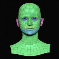 Luisa Perry Subdivs 3D Model