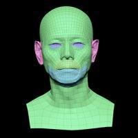 Takemoto Junzo Subdivs 3D Model