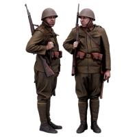 Cleaned 3D scan Petr Herman Army Czechoslovak Standing_05