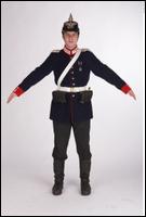 Photos Austrian Soldier man in uniform 2