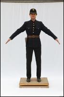 Photo Historical Guard in uniform 1
