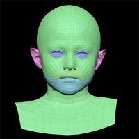 Harry Jackson Subdivs 3D Model