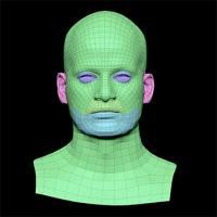 Kiante Allen Subdivs 3D Model