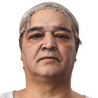 RAW 3D scan Abdul Gyrot