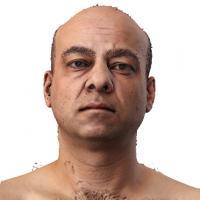 RAW 3D scan Hudhaifa Jabour