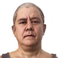 RAW 3D scan Alfredo Zorita