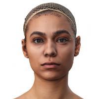 RAW 3D scan Alexia Madrid