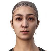 RAW 3D scan Amal Ghanem