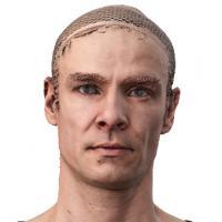 RAW 3D scan Emery Hewitt