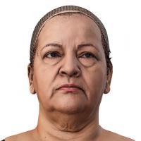 RAW 3D scan Diana Franco