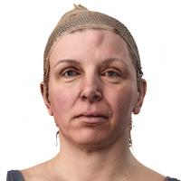 RAW 3D scan Charity Sarumpaet