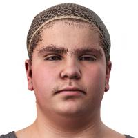 RAW 3D scan Abraham Hurtado