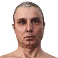 RAW 3D scan Benito Romero