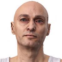 RAW 3D scan Gabriel Ocampo