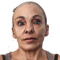 RAW 3D scan Catalina Secada