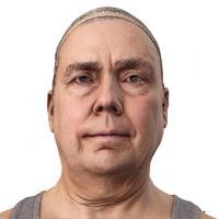 RAW 3D scan Alfredo Noboa