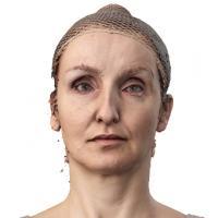 RAW 3D scan Alicia Dengra