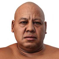 RAW 3D scan Ernesto Lacasa