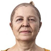 RAW 3D scan Deborah Malone