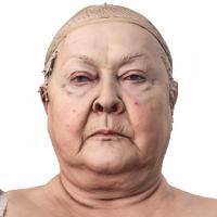 RAW 3D scan Anna Fletcher
