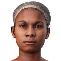 RAW 3D scan Daniella Hinton