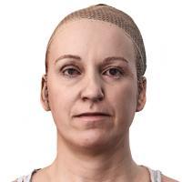 RAW 3D scan Emilia Parker