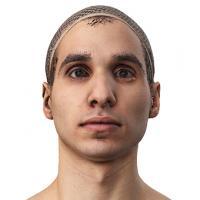 RAW 3D scan Faraj Sharif