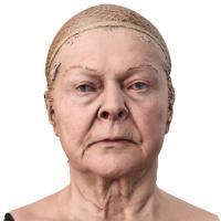 RAW 3D scan Eileen Rosa