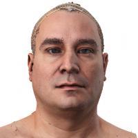 RAW 3D scan Harrison Hill