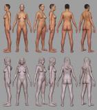 Liana - Female Reference